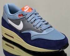 Nike WMNS Air Max 1 Essential women lifestyle casual sneakers NEW blue white