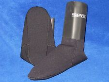 Seac Anatomic 5 mm Neoprene Wetsuit Snorkeling and Scuba Diving Socks