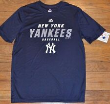 Youth Performance Tee  New York Yankees T-Shirt Genuine Major League Authentic