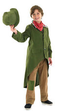 BOYS VICTORIAN BOY ARTFUL DODGER OLIVER BOOK WEEK COSTUME OUTFIT NEW 4-6-8-10