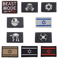 Multi-patterns Embroidery Army Morale Patch Star Wars Military Tactical Armband