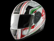 Motorcycle Helmet Scooter Integral Axo Stealth 2 Sbk
