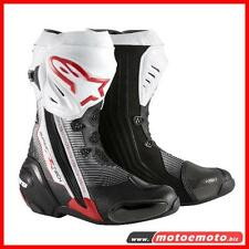 Motorcycle Boots Alpinestars Supertech R Black Red White 2220015 132 Inner Liner