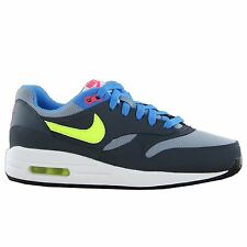 Nike Air Max 1 GS Grey Youths Trainers - 555766-015