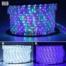 Party New  NEW 150' 2-Wire Decorative LED Rope Light Home Lighting 100v