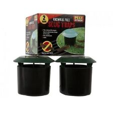 SLUG SNAIL BEER EASY TRAP TRAPS GARDEN SOIL GRASS BEER NO CHEMICALS SAFE 4/8/12