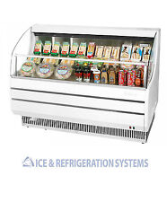 "TURBO AIR COMMERCIAL 50"" OPEN AIR DISPLAY CASE REFRIGERATOR COOLER MERCHAINDISER"