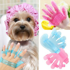 Pet Dogs Cats To Comb Massage Bath Glove Bath Brush Products Wash Head Brush