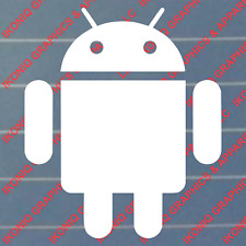 Android Decal - JDM, Import, Tuner, Apple, Sticker