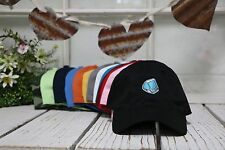 Old School Computer Curved Brim Baseball Polo Caps Hats - Many Colors