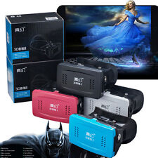 New RIEM 2 Virtual Reality VR Headset 3D IMAX Video Glasses For Google iPhone