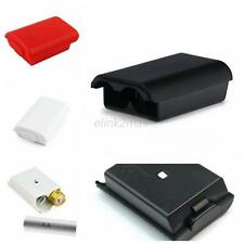 3Colors AA Battery Back Cover Holder Shell Case for XBOX 360 Wireless Controller