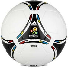 adidas Euro 2012 Tango Replique FIFA Inspected Soccer Ball New White / Black