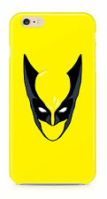 Wolverine Superhero iPhone 6S / 6S+ Plus Hard Case X-Men Geeky