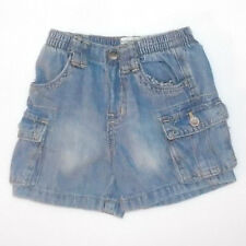 The Childrens Place Toddler Boys Jean Shorts Size 3-6 Months NWT