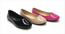 Brand New Kids Girl's Fashion Ballerina Ballet Flats Shoes Size 10 - 4