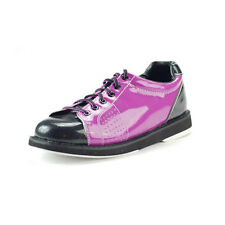 NEW WOMENS COLOR BOWLING SHOES ORCHID ALL SIZES IN STOCK + FREE SHOE COVERS