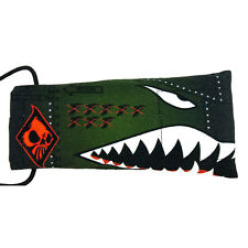 Wicked Sports Paintball Barrel Cover / Sock - Sharktooth - Olive