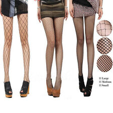Hot Black Women Sexy M/S Mesh Fishnet Stocking Jacquard Pantyhose High Tights