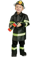 Fire Chief Firefighter Toddler Halloween Costume