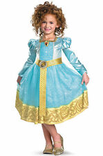 Disney Pixar Brave Merida Deluxe Child Halloween Costume