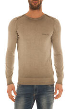 Armani Jeans Sweater Pullover -25% MADE IN ITALY Man Greens C6W32VScam-96