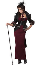 Lady of the Manor Vampire Adult Costume