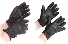 Shires Sutton Leather Horse Riding Gloves Warm Winter Thinsulate ALL SIZES