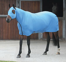 Shires 4 Way Stretch Rug with Hood Full Face Zip On/Off Belly Flap ALL SIZES