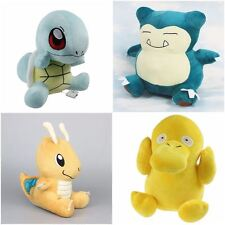 Pokemon Squirtle/Psyduck/Snorlax/Dragonite Large Plush Toy Doll