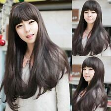 New Fashion Hot Sexy Women Lady Long Curly Wavy Full Hair Cosplay Party Wigs