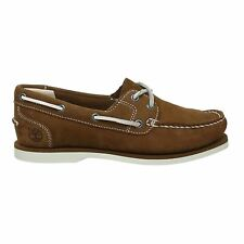 Timberland Earthkeepers Classic Boat Brown Womens Shoes