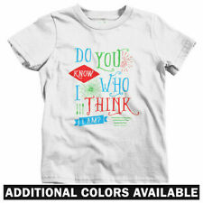 Do You Know Who I Am Kids T-shirt - Baby Toddler Youth Tee - Funny Narcissist