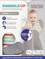 LOVE TO SWADDLE UP 50/50 - WINTER WARM - (Medium, Large & X-Large) LOVE TO DREAM