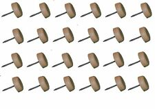 Tack In Glides for Wooden Chairs & Tables (Set of 24 glides)