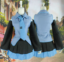 Dress Cosplay Uniform Fancy Vocaloid Hatsune Miku Costume maidservant