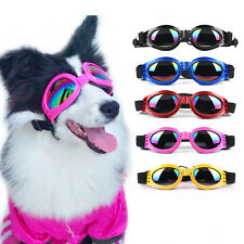 Fashion Pet Dog Goggles Sunglasses Eye Wear Protection Dog Glasses Water-Proof