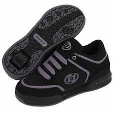 Heelys Fierce - Rollerskates Shoes with roll Skates 7617 (Black Charcoal)