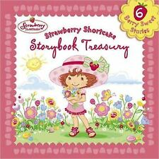 Strawberry Shortcake: Strawberry Shortcake Storybook Treasury by Megan E....
