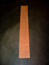 AWESOME LEOPARDWOOD FRETBOARD BLANK LUTHIER WOOD TONEWOOD EXOTIC LUMBER