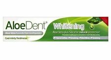 Aloe Dent Toothpaste Childrens, Whitening, Densitive and Normal