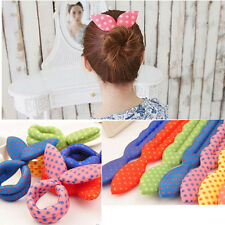 New Magic Former Hair Styling Bun Maker Foam Sponge Curl Donut Twist Clips
