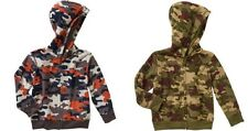 Garanimals Infant Toddler Boys Micro Fleece Hoodies 2 Choices Many Sizes NWT