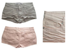 Primark Denim & Co Denim Shorts in Blush Pink or Sand Beige 6 8 10 12 14 16 18