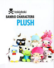 Tokidoki x Sanrio Plush  Hello Hello Kitty Friends, Characters Plush