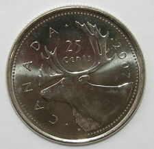 DOUBLE SIDED CANADIAN QUARTER DOLLAR COIN [25CENT CANADIAN DOLLAR]