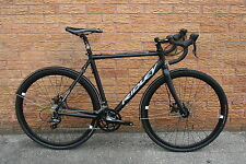 Ridley X-Bow All Road Cyclocross Disc Black Pure Line W/Sora Mechanical brakes