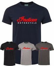Indian Motorcycles Tshirt Vintage T-shirt Bike Motor Triumph Cafe Racer Classic