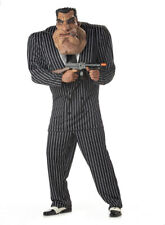 Adult Men Massive Mobster Gangster Mafia Costume