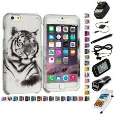 For Apple iPhone 6 (4.7) Hard Design Case Cover Accessory 7X Accessories